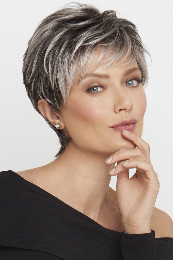 Raquel Welch Wigs - Crushing on Casual front 1