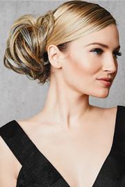 HairDo Extension - Color Splash Wrap (#HXCSWR) front 1