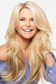 Christie Brinkley Wig - 21 Inch Straight Extension (CB21EX) Front 1
