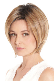 Belle Tress Wigs - Irish Coffee (#6039) front 2