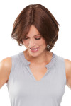 """Easihair - easiPart French 8"""" Exclusive Colors (#739A)-6RN-front 1"""