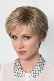 Ellen Wille Wigs - Close (Top Piece) - Dark Sand Mix - front 1