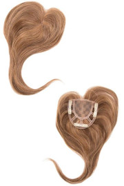 Envy Wigs -- Add On Crown front back