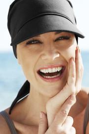 Christine Headwear - Laguna Sun Scarf Black