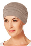 Christine Headwear - Yoga Turban Brown (0167)