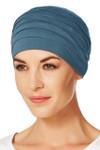 Christine Headwear - Yoga Turban Ocean Blue (0295)