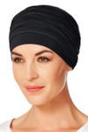 Christine Headwear - Yoga Turban Blue Melange (0391)