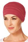 Christine Headwear - Yoga Turban Red (0361)