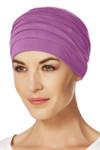 Christine Headwear - Yoga Turban Fuchsia (0174)