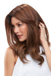 """EasiHair - easiPart XL French 18"""" (754/754A) side 1"""