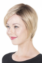 Belle Tress Wigs - Lace Front Mono Topper 6 (#7009) side 1