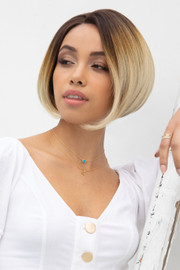 Orchid Wigs Fabulous Blonde Ambition - main