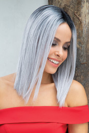 Orchid Wigs Flawless Silver Mist - main