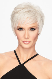 Hairdo Short Shag Silver Mist - Main