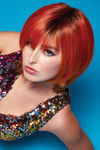 Hairdo Fierce Fire - Editorial 2