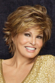 Raquel Welch Wig - Fascination front 1