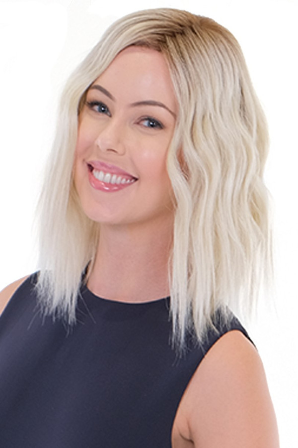 Belle Tress Wigs - Stumptown (#6079) - Bombshell Blonde - Main