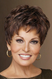 Raquel Welch Wigs - Winner Petite - Glazed Mahogany (R9S) - Main