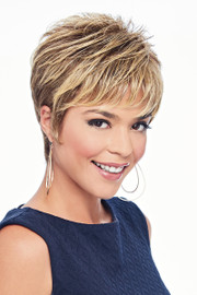 Hairdo Wigs - Pretty Short Pixie - (R11S+) Glazed Mocha - Front