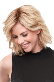 """EasiHair - easiPart XL French 8"""" (752/752A) front 1"""
