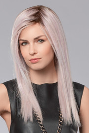 Ellen Wille Wigs - Cloud - Pastel Rose Rooted - Front 2