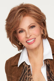 Raquel Welch Wigs - In Charge - Shaded Iced Java (RL4/10SS) - Main