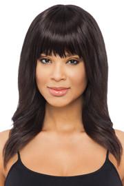 TressAllure Wigs - Feathered Fringe (TA1101) - (8R) Medium Brown - Main