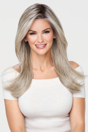 Raquel Welch Wigs - Mesmerized - Shaded Iced Latte Macchiato (SS17/23) - Front