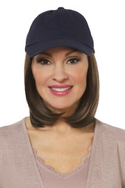 Henry Margu Wigs - Classic Hat Navy (#8258) - 8H - Main