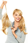 Christie Brinkley Wig - The Pony (CBCLPN) front 2