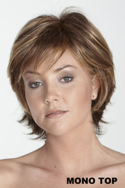 Nalee Wig - Rosemary (NM-525) Front 1