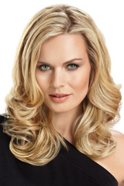 HairDo Extension - 20 Inch Wavy Extension (#H20STY) front 1