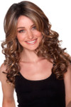 Belle Tress Wig - French Curl (#6000) Front