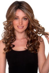 Belle Tress Wig - French Curl (#6000) Front 2
