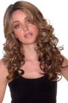 Belle Tress Wig - French Curl (#6000) Front/Tilt