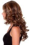 Belle Tress Wig - French Curl (#6000) Side