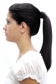 Estetica Wig - Pony Wrap 14 Side 1