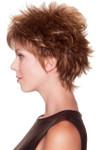 Belle Tress Wig - Central Perk (#6021) Side