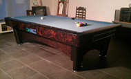 Fitting pooltable