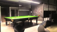 Snooker Table fitting