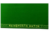 Hainsworth snookercloth price for 1 cm