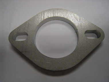 "AMS Custom 1/4""' Stainless Exhaust Flange"