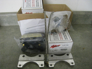 Replace Toyota With Wilwood Brake Kit