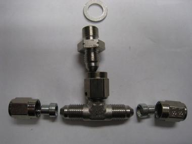 145X00X026-TKIT (Front Brake Tee Kit)