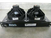 Setrab, Series 9 With Fanpack, Oil Coolers 20 Row, With Dual 12 Volt Fans & Shroud, SETFP920M221, M22 Ports