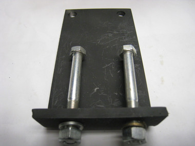 105X00X206  Right Side Motor Mount, Legends Race Car