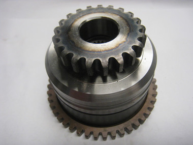 36Y-15580-01-00-XJKIT  Kit Includes:  36Y-15519-00 Sprocket Starter 2 Qty. 1 Retail 71.93, Sale 48.51  4H7-16155-01 Absorber Qty. 4 Retail (each),6.46, Sale 5.97  4KG-15524-00 Wheel Starter Qty 1 Retail 194.95, Sale 123.51  4KM-15580-00 Starter Clutch Outer Assembly Bearing Qty. 1 Retail 125.45, Sale 80.18  99009-62500-00 Circlip Qty. 1 Retail 3.70, Sale 2.43  90387-201L2-00 Collar Qty 1 Retail 11.48, Sale 9.97  4KG-15517-00 Idler Gear 2 Qty 1 Retail 149.17, Sale 96.07  Kit Prices Combined:  Yamaha Dealer Retail 582.52,  Andrews Motorsports Sale Price 384.55,  Special Kit 36Y-15580-01-00-XJKIT Price 297.99