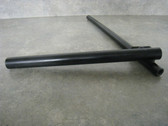 125X00X002-BC Left Side A-Arm, Bare Steel Finish