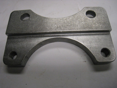 145X00X124 Steel Caliper Mount Replaces Aluminum Mount That is Delivered With The INEX Wilwood Kit.