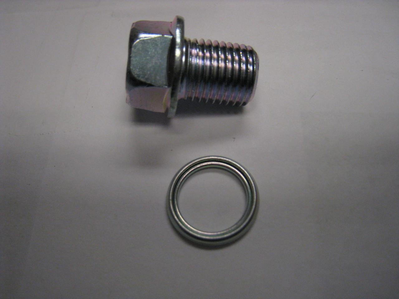 Engine Product, Yamaha FJ, XJ, Oil Pan Bolt & Drain Plug Sealing Washer  Kit, 90340-14132-KIT, 9034014132KIT